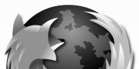The Firefox logo